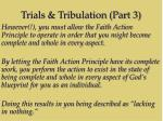 trials tribulation part 323