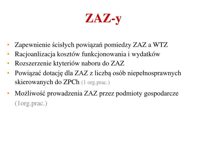ZAZ-y