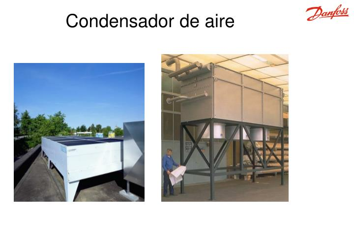 Condensador de aire