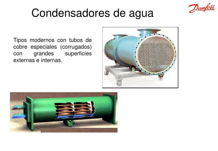 Condensadores de agua