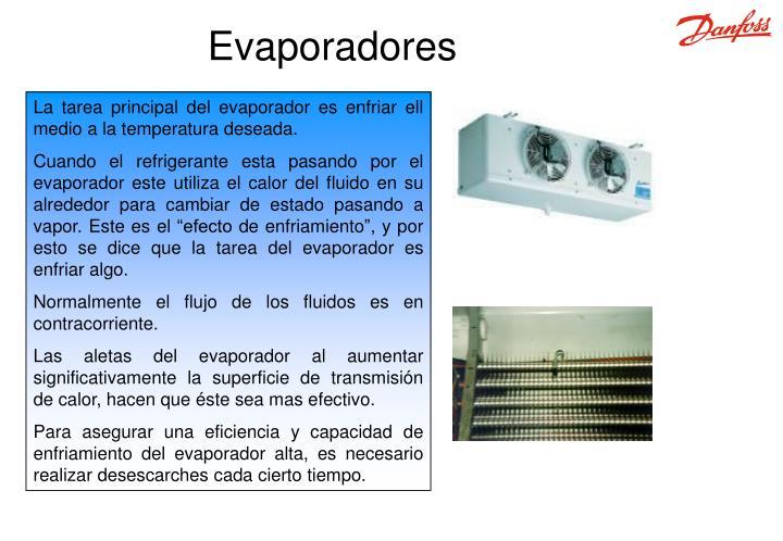 Evaporadores