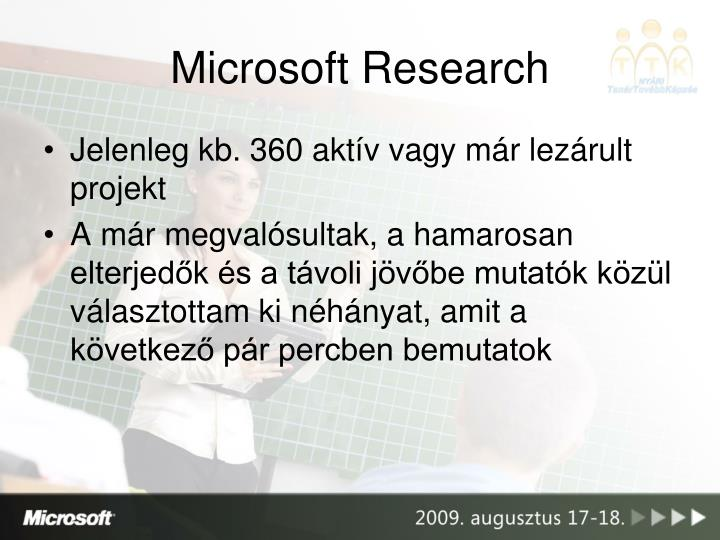 Microsoft Research
