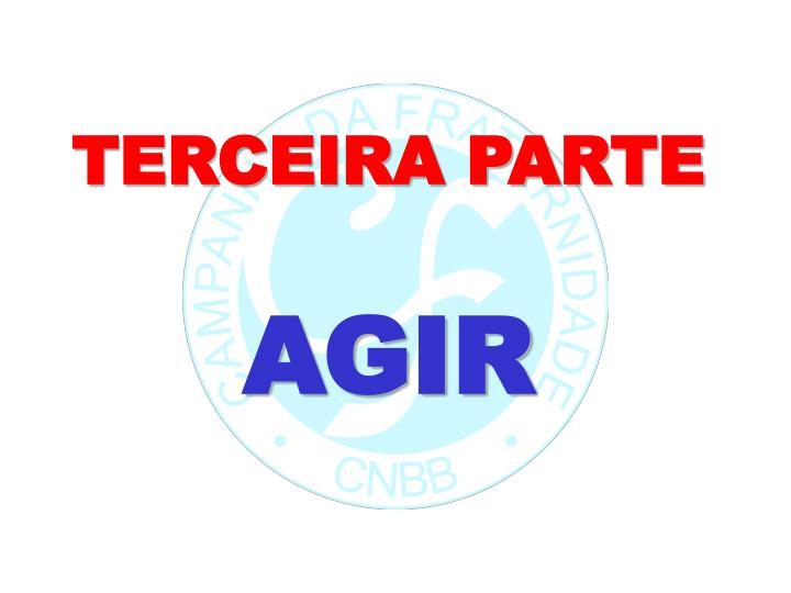 TERCEIRA PARTE