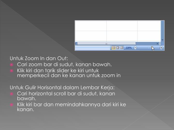 UntukZoom IndanOut: