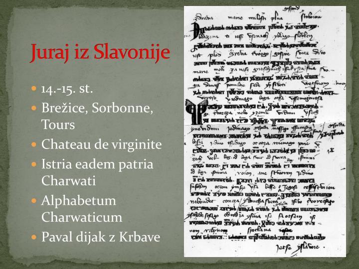 Juraj iz Slavonije