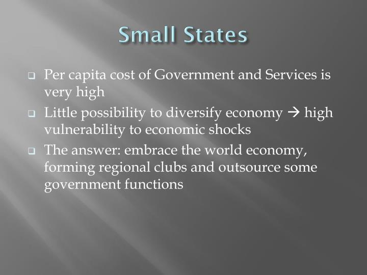 Small States