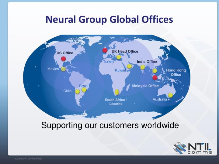 Neural Group Global Offices