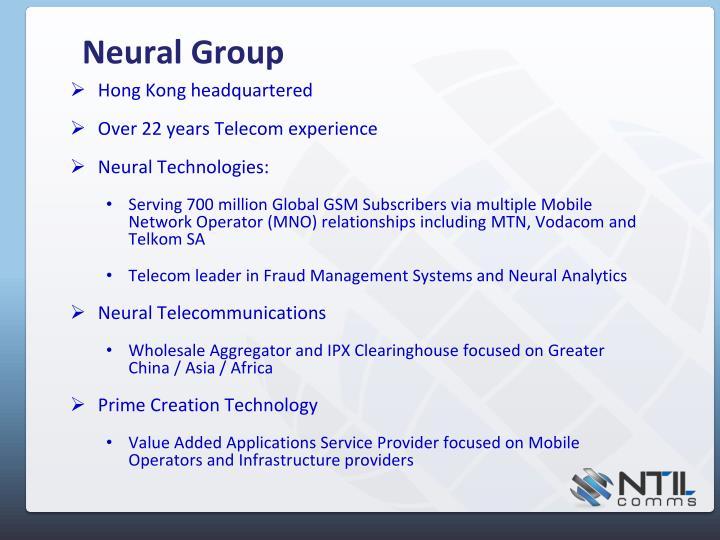Neural Group