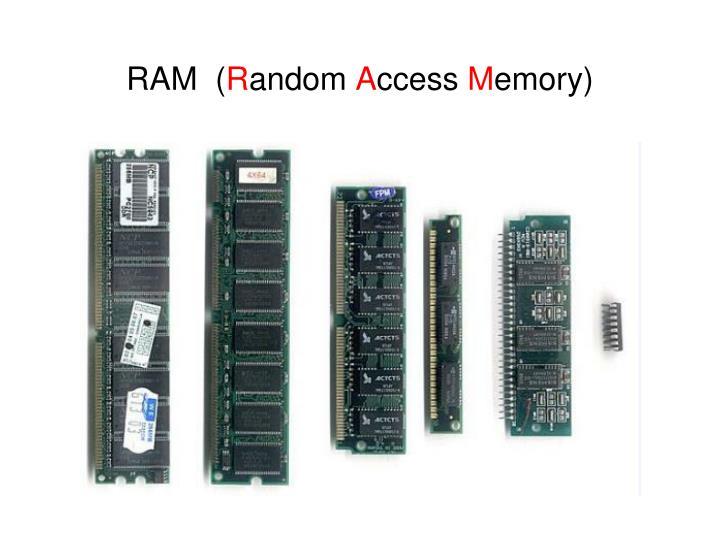 RAM  (