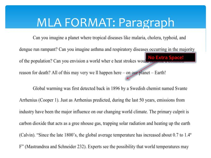 mls formatting The modern language association (mla) specifies a standard format for essays and research papers written in an academic setting: one-inch page margins double-spaced paragraphs a header with author's last name and page number one-half inch from the top of each page name of author, name of professor, title of.
