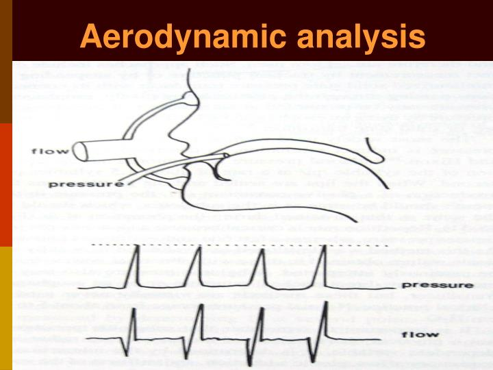 Aerodynamic analysis