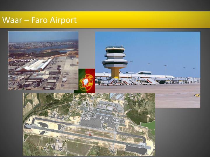 Waar – Faro
