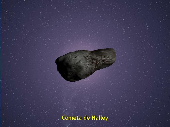 Cometa de Halley