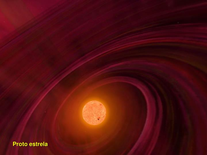 Proto estrela