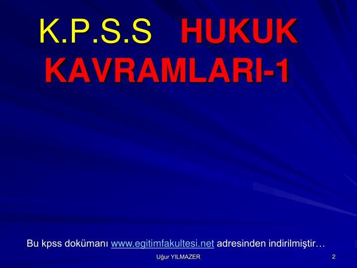 K.P.S.S