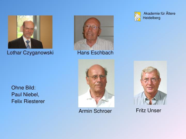 Hans Eschbach