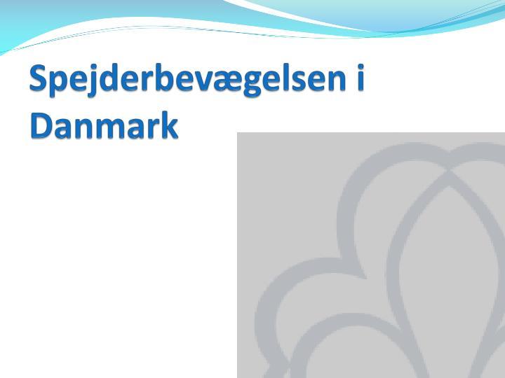 Spejderbevægelsen i Danmark