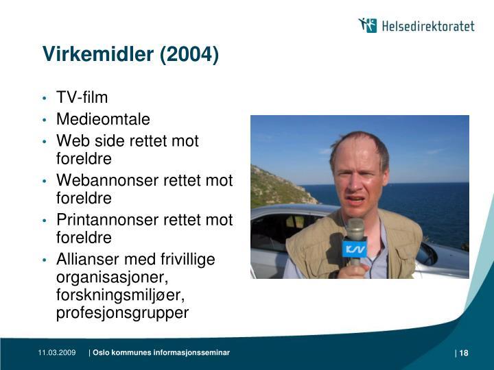 Virkemidler (2004)