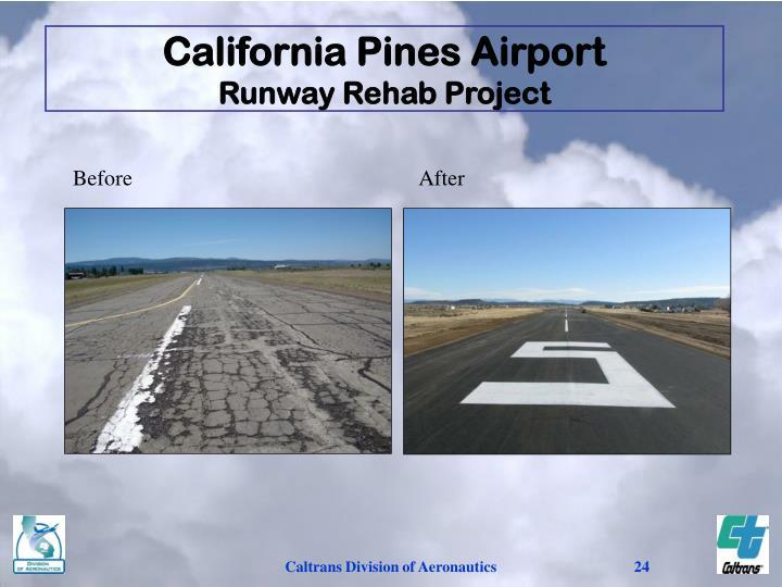 California Pines Airport