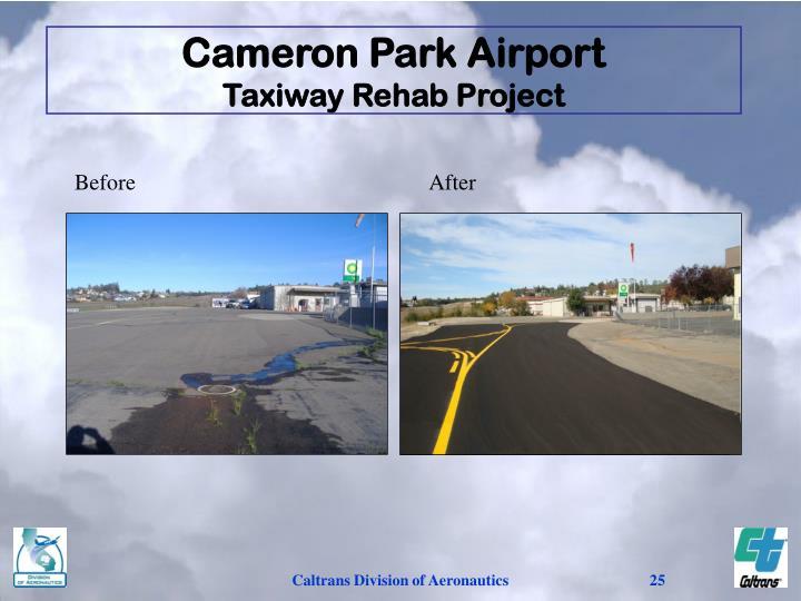 Cameron Park Airport
