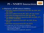 pi nnrti interactions1