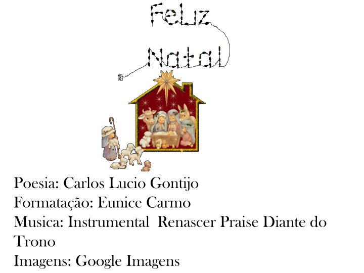 Poesia: Carlos Lucio Gontijo