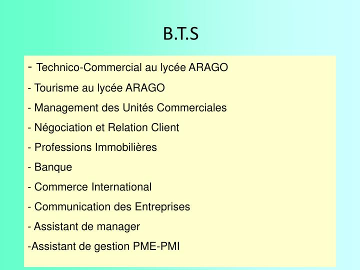 B.T.S