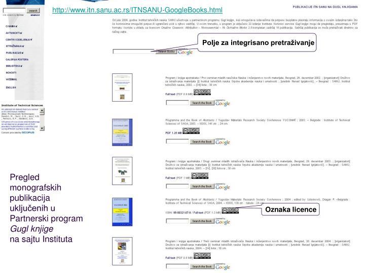 http://www.itn.sanu.ac.rs/ITNSANU-GoogleBooks.html