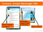 connect instant messenger im