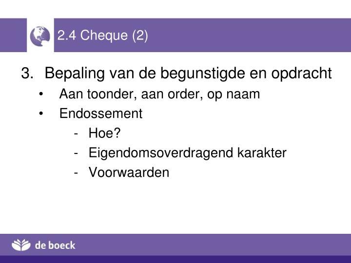2.4 Cheque (2)