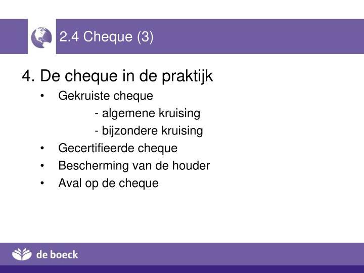 2.4 Cheque (3)