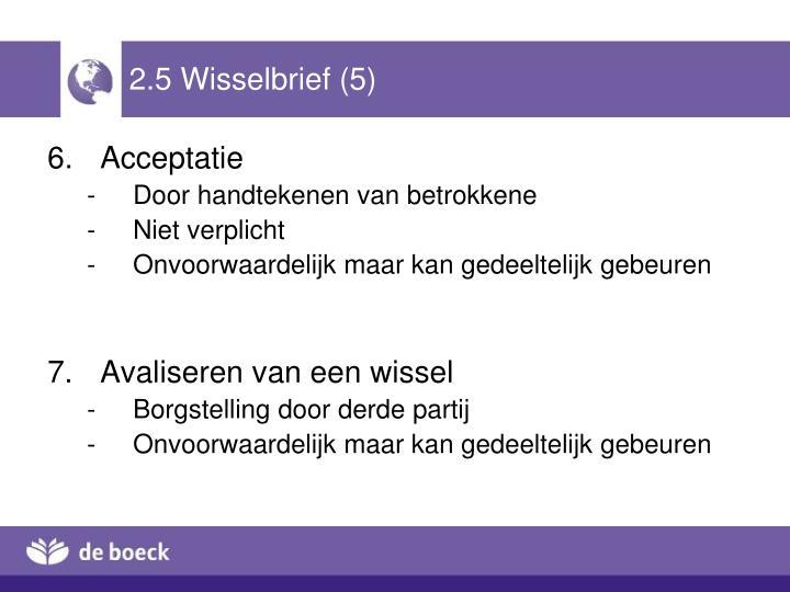 2.5 Wisselbrief (5)
