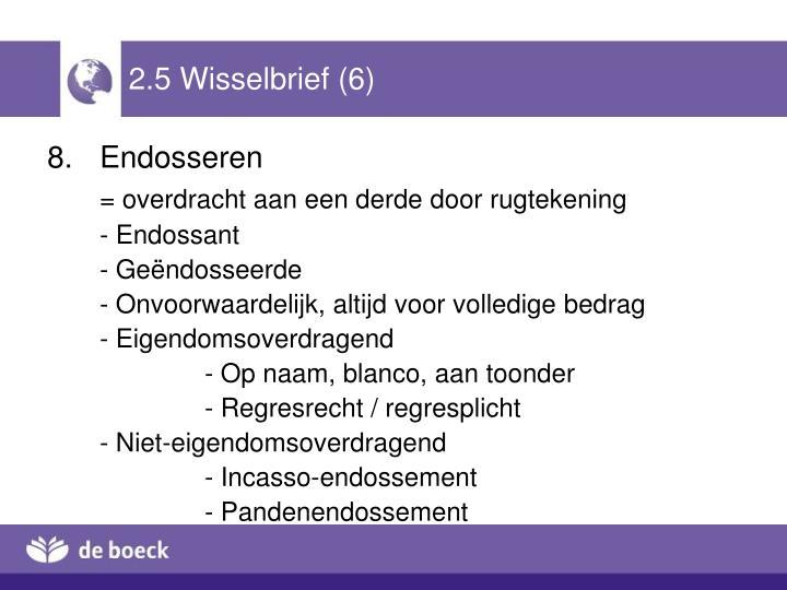 2.5 Wisselbrief (6)