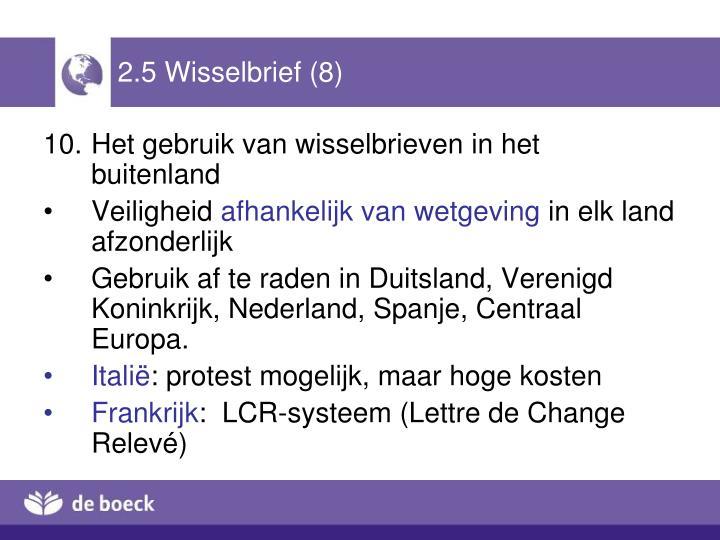 2.5 Wisselbrief (8)