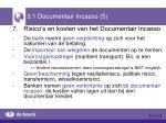 3 1 documentair incasso 5