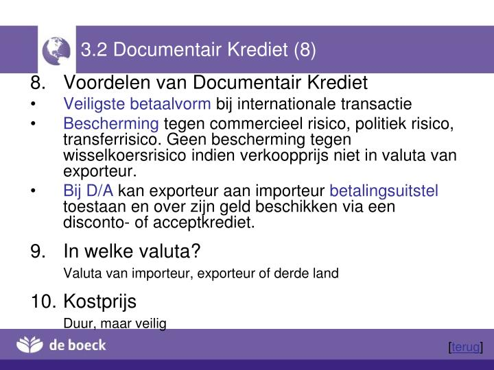 3.2 Documentair Krediet (8)