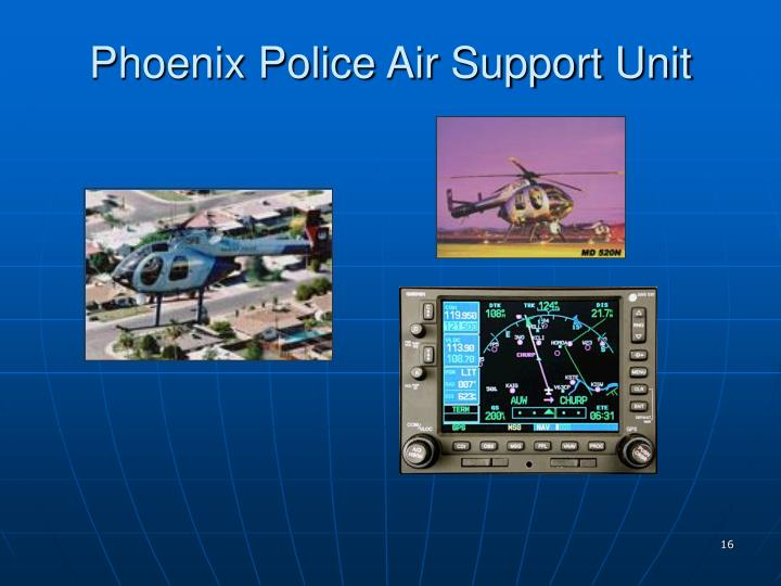 Phoenix Police Air Support Unit