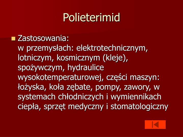 Polieterimid