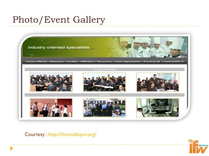 Photo/Event Gallery