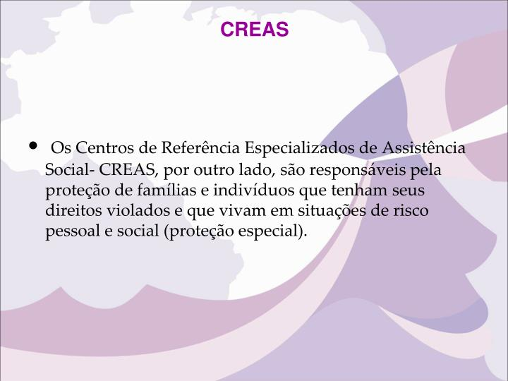 CREAS
