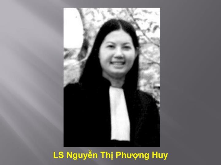 LS Nguyễn Thị Ph