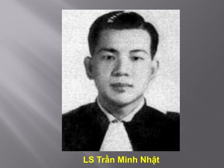 LS Trần Minh Nhật