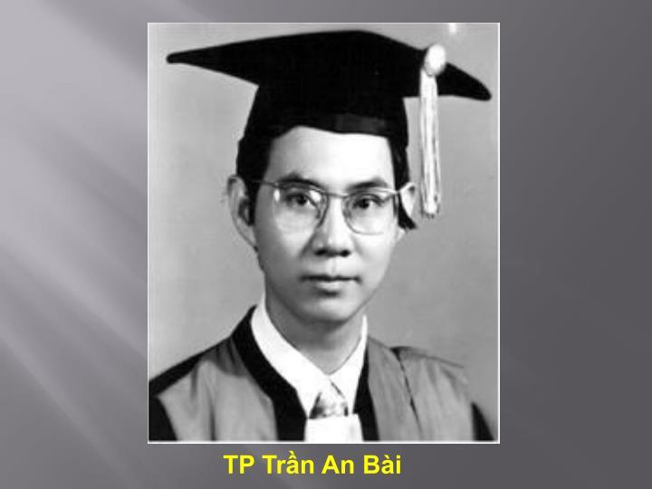 TP Trần An Bài