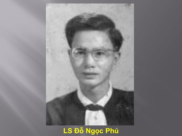 LS Đỗ Ngọc Phú