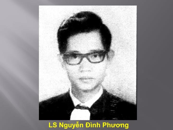 LS Nguyễn Đình Ph