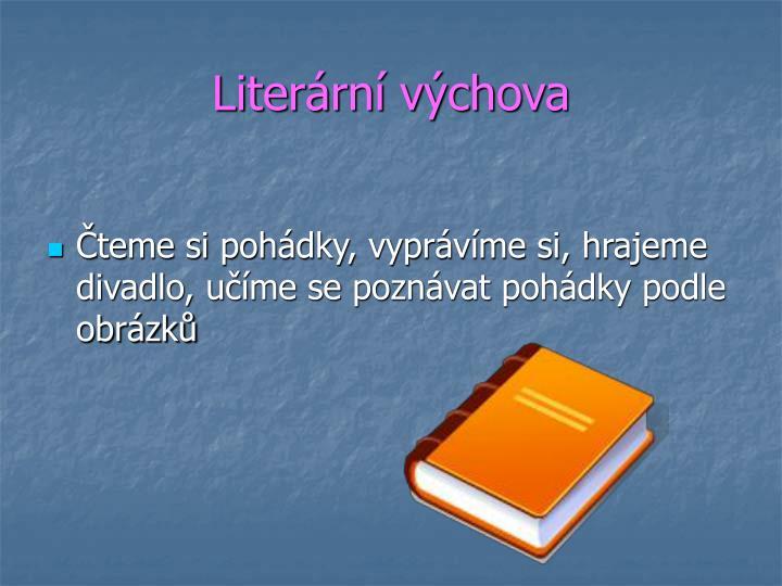 Literární výchova