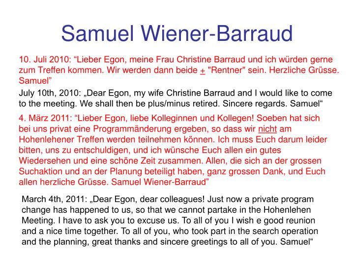 Samuel Wiener-Barraud