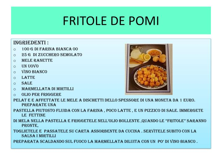 FRITOLE DE POMI