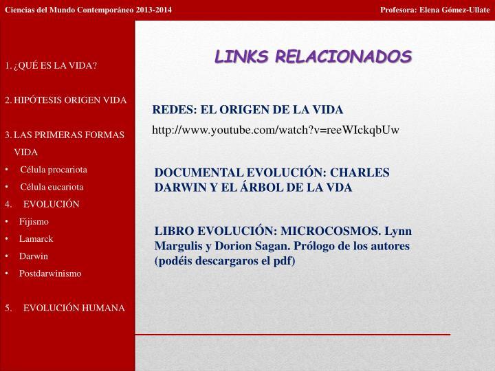 LINKS RELACIONADOS