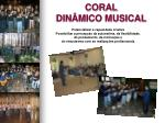 coral din mico musical